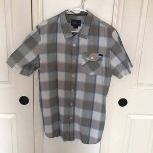O'Neill Plaid Button Down Shirt